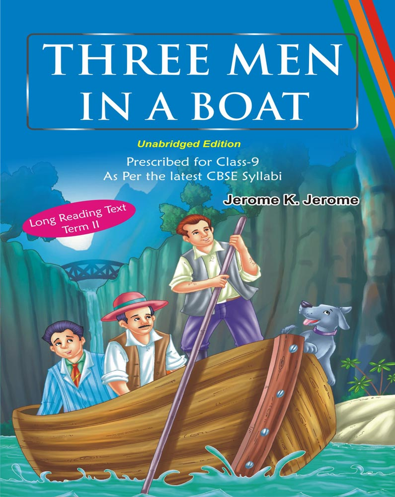 three men in a boat character analysis Boating on the thames became the latest craze: in 1888, the year in which jerome wrote three men in a boat, there were 8,000 registered boats on the river by the following year there were 12,000 jerome was therefore writing about the 'in thing' – the book doubtless swelled the number of boating fans – though the three friends had caught the bug.